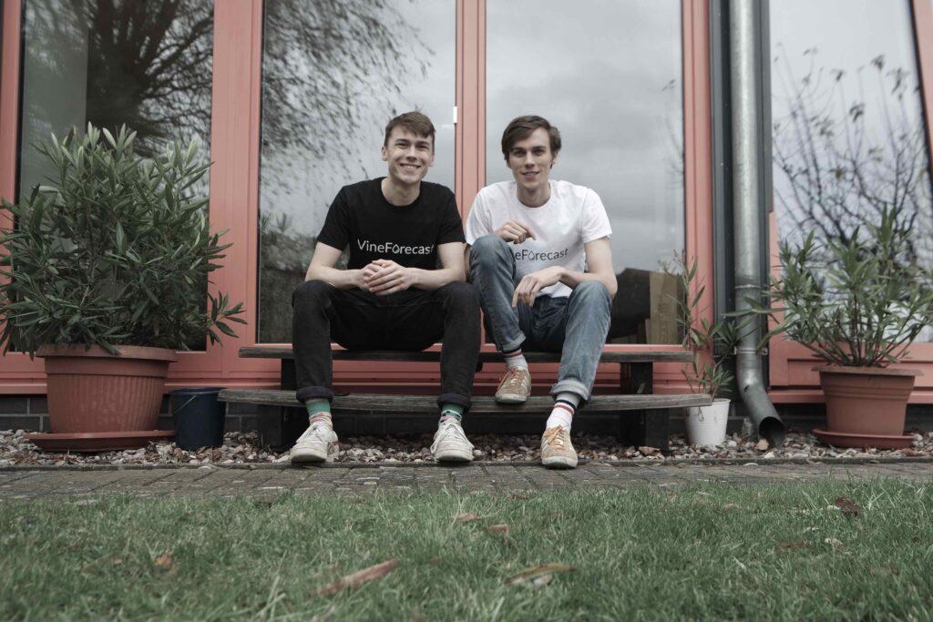 Die Gründer von VineForecast